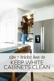 wood kitchen cabinets cleaning tips tips for keeping white cabinets clean renovations