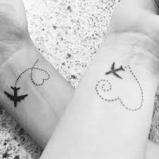 travel tattoos images 16 travel tattoos for best friends with wanderlust tattoo jpg