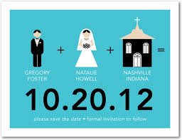 save the date etiquette wedding guide