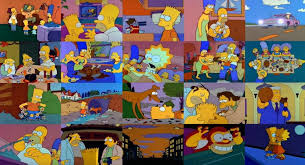 bart vs thanksgiving wallpaper the simpsons