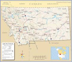 map of the usa map usa southwest montana mountain ranges map list of mountains in