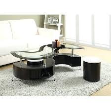 wayfair coffee table sets orren ellis milivoje 3 piece coffee table set reviews wayfair coffee