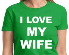 gift for husband i don u0027t need google my wife knows everything t