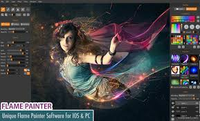flame painter best painting app for ios mobiles and pc