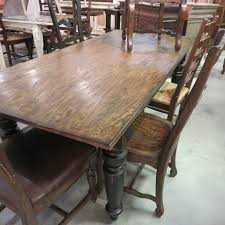 farmhouse dining table reclaimed wood with ideas photo 6331 zenboa