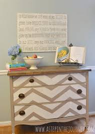 kitchen island buffet repurposed dresser to chevron kitchen buffet with butcher block top
