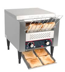Conveyor Belt Toaster Oven Conveyor Toaster 2 Slice International Catering Equipment
