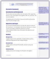 Sample Project Summary Template Project Summary Document Template by Simple Business Case Template Powerpoint Project Overview Template