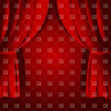Theater Drop Curtain Drop Curtain Free Vector Clipart Image 1111 U2013 Rfclipart
