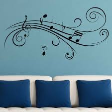 cool musical notes v2 wall sticker world of wall stickers the product is already in the wishlist browse wishlist cool musical notes v2 wall sticker