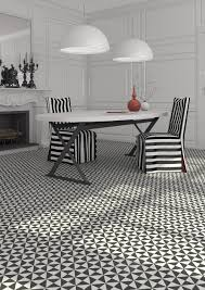 terrades modernist black u0026 white tile