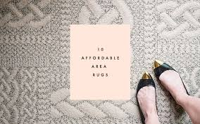Textured Rugs 10 Affordable Area Rugs To Purchase Now