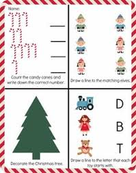 free letter matching worksheet for letters n to z on christmas
