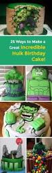 25 beste ideeën over incredible hulk taarten op pinterest hulk