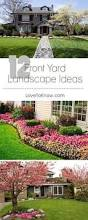 Front Yard Landscaping Ideas Pictures by 130 Simple Fresh And Beautiful Front Yard Landscaping Ideas