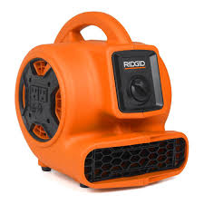 blower fan home depot ridgid 600 cfm blower fan air mover with daisy chain am2265 the