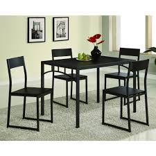 dining room modern piece set with black metal chair and modern piece dining set with black metal chair and table clear cut slim legs white rugs
