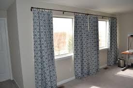 curtain gray plaid shabby chic burlap organic buy curtains on sale
