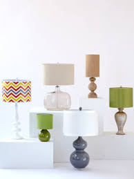 designer table lamps living room contemporary table lamps living