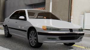 peugeot 406 2017 peugeot 406 for gta san andreas