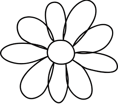 template for a flower kids coloring europe travel guides com