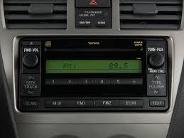 toyota car stereo image 2010 toyota yaris 4 door sedan auto natl audio system