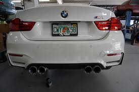 nissan 350z quad exhaust active autowerke bmw f80 f82 m3 m4 upgraded exhaust tips