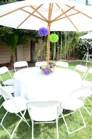 renting tables renting banquet tables and umbrellas makes any party and