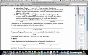 10 steps to leasing a how to fill out a residential lease agreement youtube