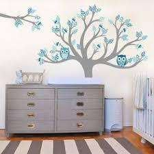 chambres dans les arbres sticker mural chambre bébé plus de 50 idées pour s inspirer
