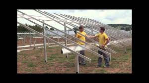 tric flex the new versatile solar greenfield mounting system by