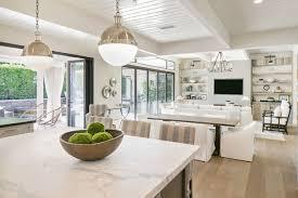 Open Kitchen Dining Room Designers We Love Kelly Nutt Design Open Floor Designers And