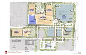 Map Of Phoenix by Gallery Of Phoenix Children U0027s Hospital Hks Architects 22