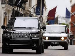 land rover black land rover range rover black edition 2011 exotic car photo 11 of