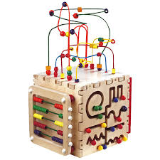 wooden bead toy table bead maze table sale best table decoration