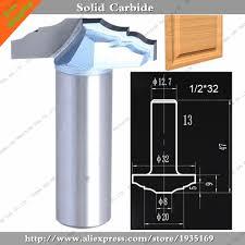 Cabinet Door Edge Router Bit by Cabinet Door Router Bits 1 4 Best Home Furniture Decoration