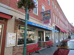 Comfort Diner Rockland Cafe The Unsuspecting Maine Diner With Some Of The Best
