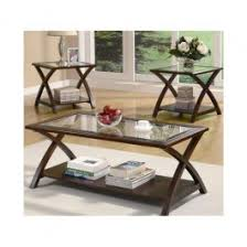 Occasional Table And Chairs Coffee And End Tables Living Room Curacao