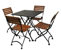 furniture bistro table and chairs balcony height patio set