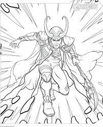 Loki coloring pages loki coloring pages ebcs 574b052d70e3 coloriage