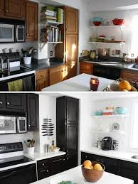 staining kitchen cabinets benefits of gel stain and how to apply it diy network blog