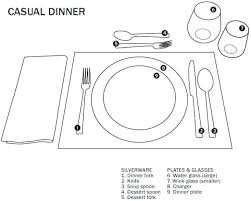 how to set a table for breakfast formal breakfast table setting anatomy of a table setting formal