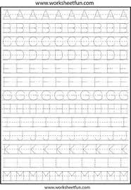 numbers 1 5 worksheets trace the numbers 1 to 5 free