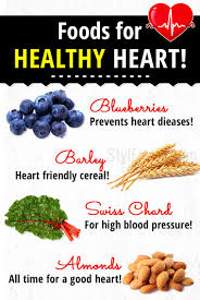 foods for healthy heart stylenrich