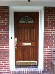 Exterior Door Kick Plate Front Door Kick Plate Lowes Accessories Front Door Kick Plate