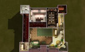 Firehouse Floor Plans by Mod The Sims The Sanctum Sanctorum Based The Residence Of