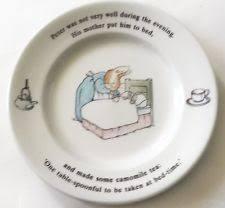 rabbit wedgwood child s cup plate rabbit wedgwood fredrick warne co