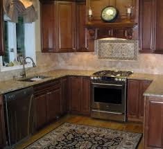 kitchen stone backsplash ideas home design ideas