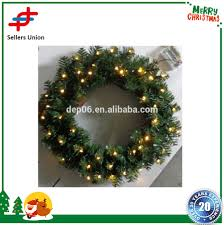 Christmas Wreath Decorations Wholesale by Flower String Decoration Flower String Decoration Suppliers And