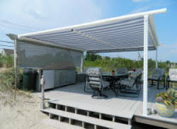 Free Standing Awning Outdoor Shade For Structures Long Island M U0026 M Awnings